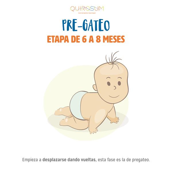 bebé pre-gateo
